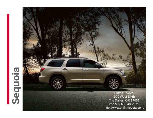 2013 Toyota Sequoia Brochure OR   Portland Toyota Dealer