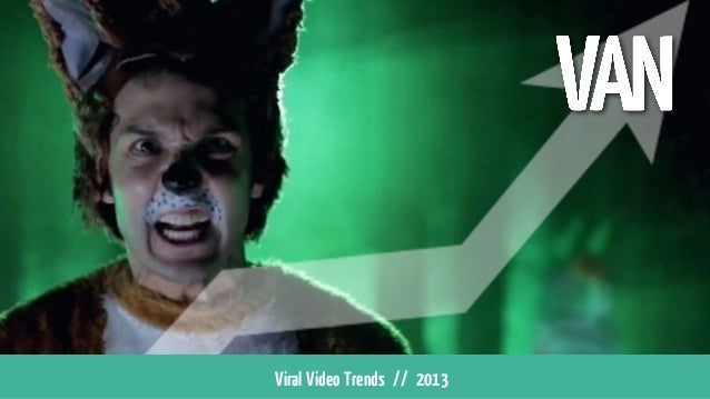 Viral Video Trends // 2013