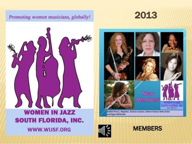 2013 wijsf members