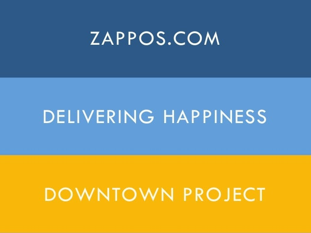 Personal Care Products Council - Zappos - Downtown Project - 2.23.14