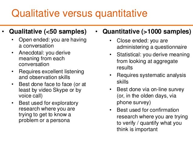 What Is Qualitative Writing?