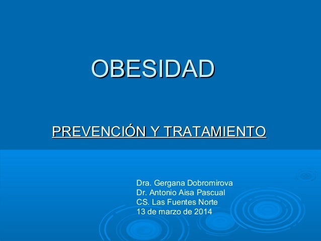 (2014-03-13) Obesidad (ppt)