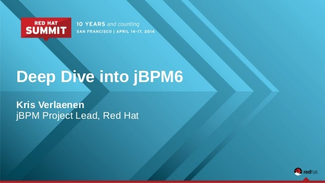 Deep dive into jBPM6