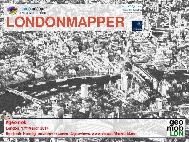 Londonmapper