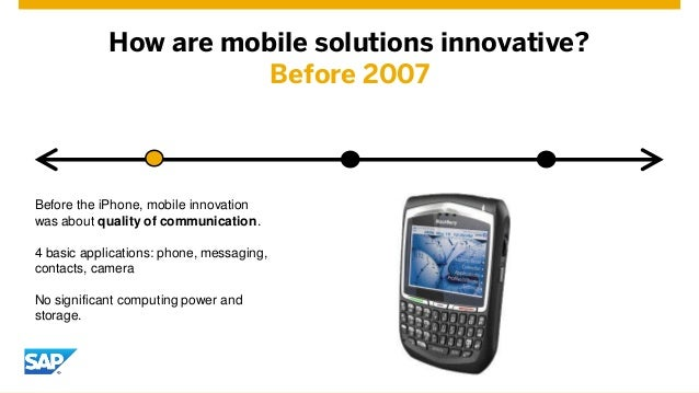 How Are Mobile Solutions