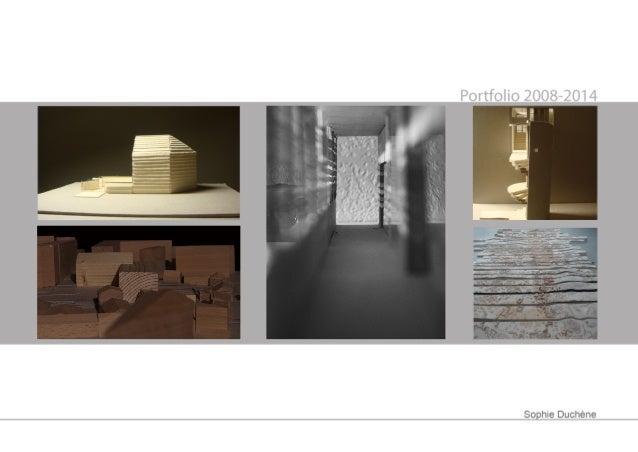 Sommaire  Projets architecturaux p 3  Réhabilitation thermique [Aulnay-sous-Bois] p 4  Surrélévation d'une maison [Les Lil...