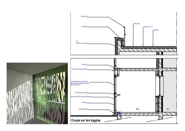 Portfolio architecture for Esquisse architecture