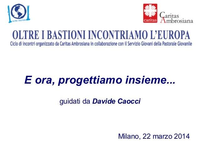 2014.03.22 europrog caritas