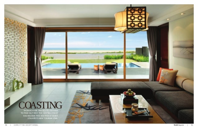 La Residence Hotel & Spa Featured In The Wolrd Magazine, June 2014