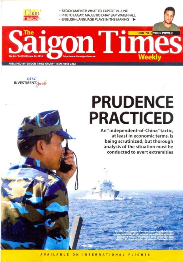 La Residence Hotel & Spa's Sizzling Summer package featured in the Saigon Times Weekly, June 2014