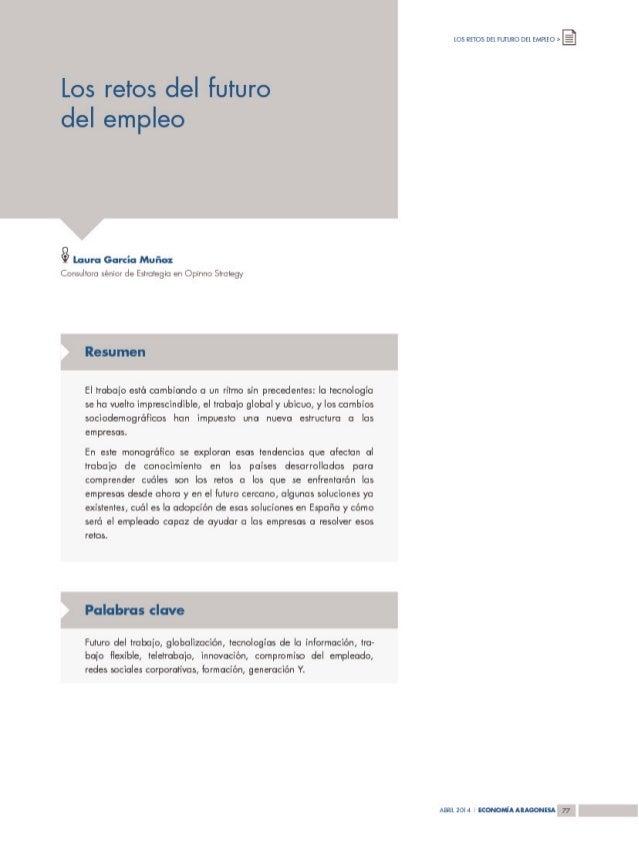 2014.06.26 el futuro del empleo