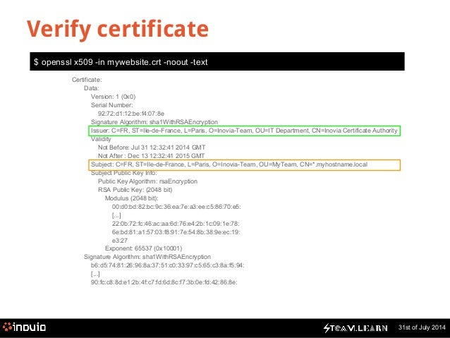 Steam Learn Https And Certificates Explained