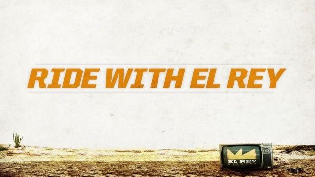 """Building a New Brand -- Leveraging Data to Inform & Program Robert Rodriguez's New El Rey Network"""