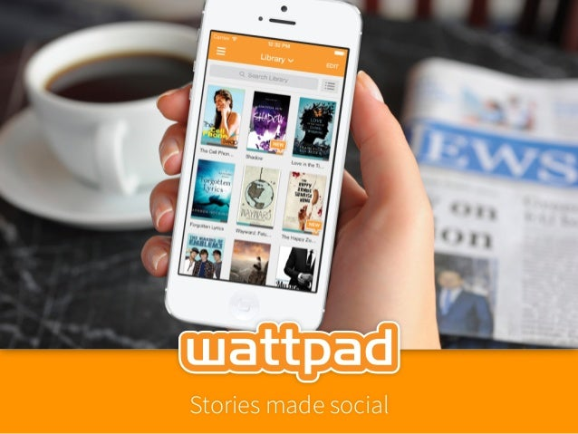 """Wattpad/Demos & Discussion: """"The Next Level of Entertainment"""""""