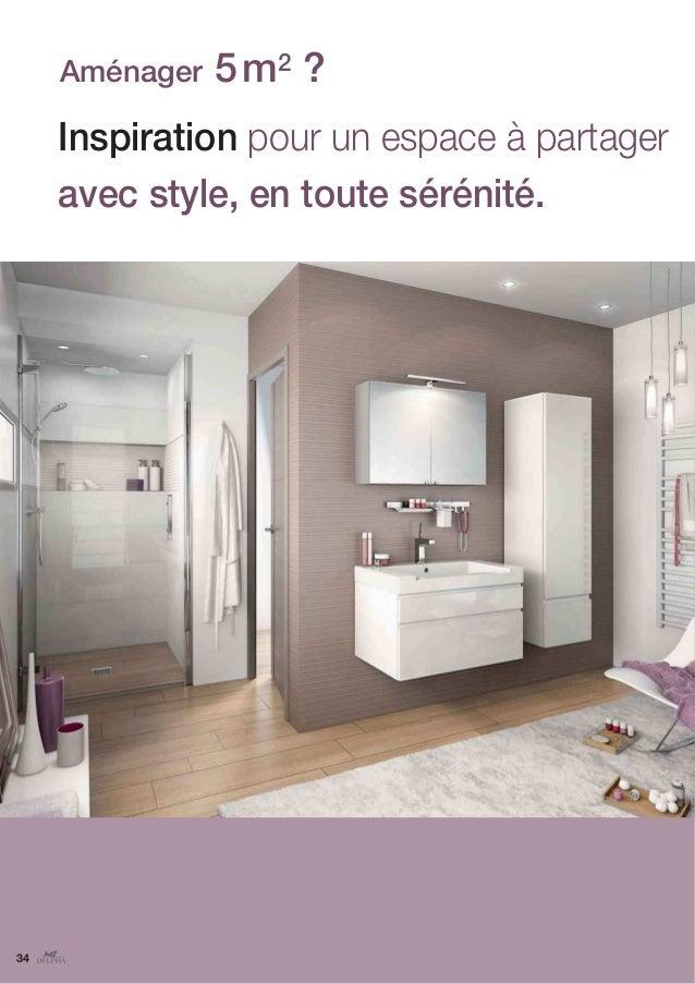 Catalogue 2014 meubles de salle de bains delphy de delpha for Salle de bain 1 5m2