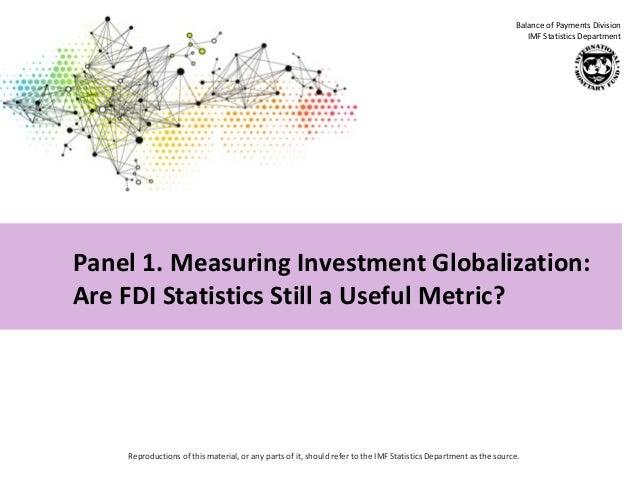 Measuring Investment Globalisation: Are FDI statistics still a useful metric? - Eduardo Valdivia-Velarde - 2014 FDI Statistics Workshop