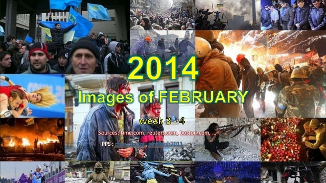 2014 _Images of FEBRUARY_week 3-4