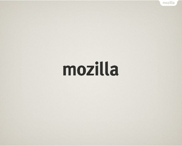 Mozilla's hybrid continuos integration - RELENG 2014 Conference - April 11th, 2014
