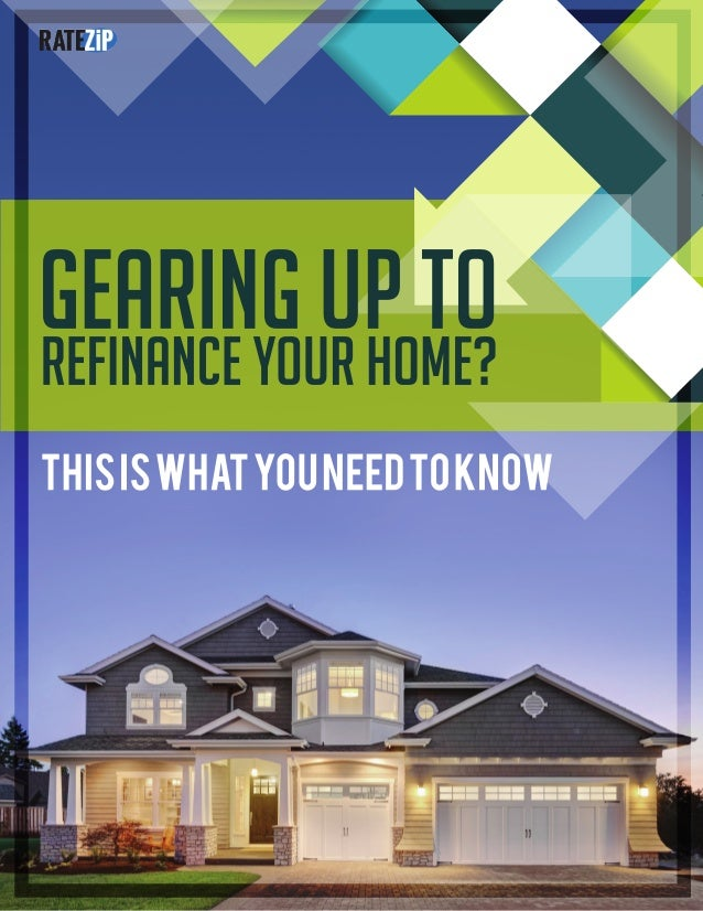WHAT IS REFINANCING? You've probably heard a lot of chatter recently about how mortgage interest rates, which are currentl...