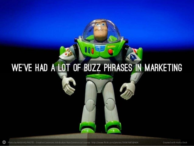 2014 The Year Of Purposeful Marketing