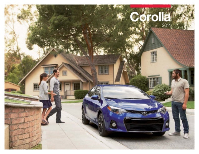 2014 Toyota Corolla Dealer Serving Peoria