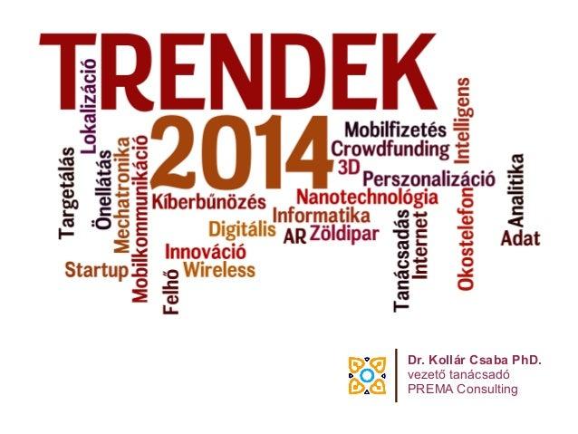 Trendek 2014