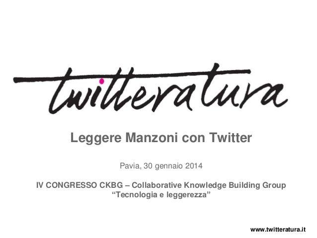 20140130 ckbg-paolo-costa-twitteratura