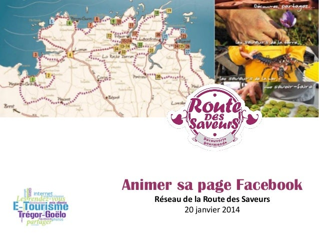 Animer ma page Facebook