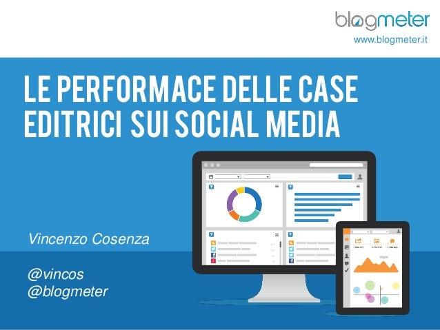 Le Case Editrici su Facebook e Twitter - Convegno Stelline 2014