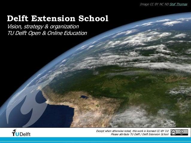 Delft Extension School voor NLBBUG