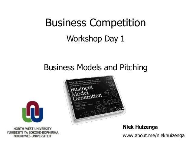 Business Model Canvas Workshop day 1 (NWU)