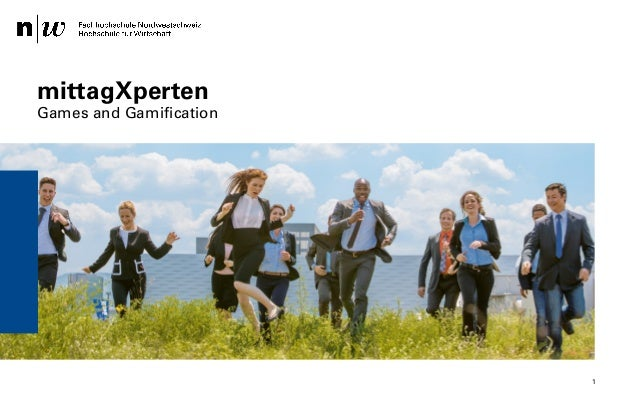 XING mittagXperten – Safak Korkut 28.04.2014 mittagXperten Games and Gamification 1