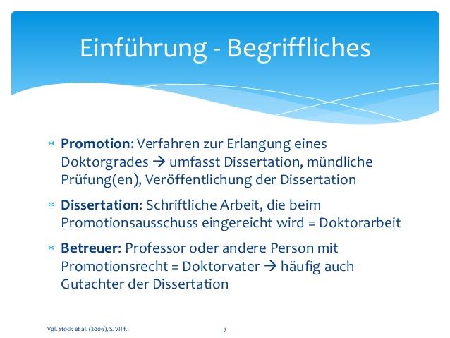 Mentor dissertation promotion