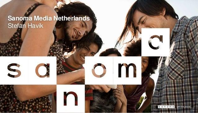 Sanoma Media Netherlands Stefan Havik