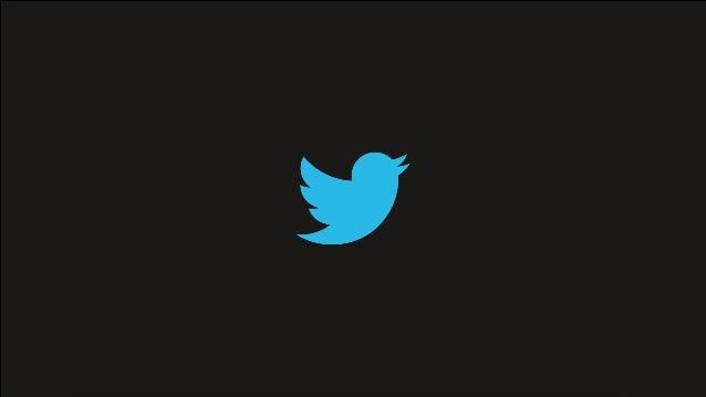 Twitter Presentation: #APIConSF
