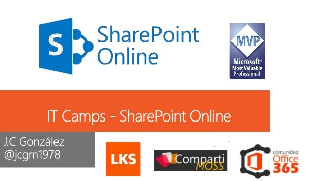 SharePoint Online IT Camps