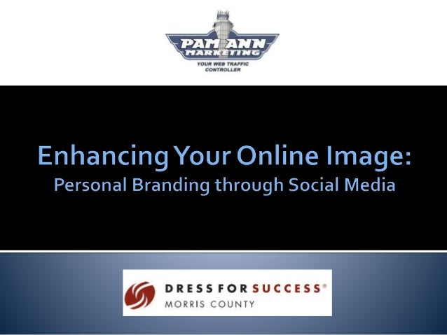  How to establish a professional online image  How to use social media professionally  How to dominate search results f...