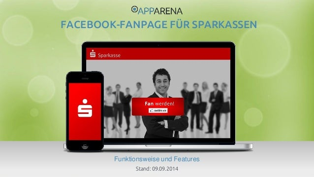 www.app-arena.com | +49 (0)221 – 292 044 – 0 | support@app-arena.com  Funktionsweise und Features  FACEBOOK-FANPAGE FÜR SP...