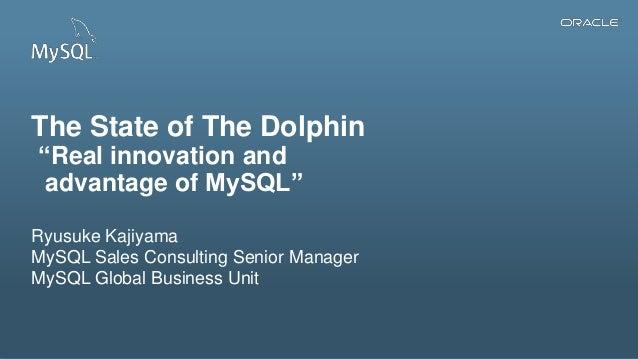 20140722 Taiwan MySQL User Group Meeting Tech Updates