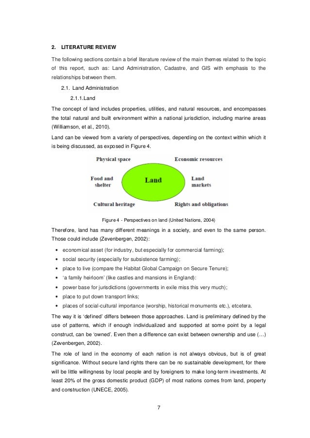 What makes a good literature review dissertation