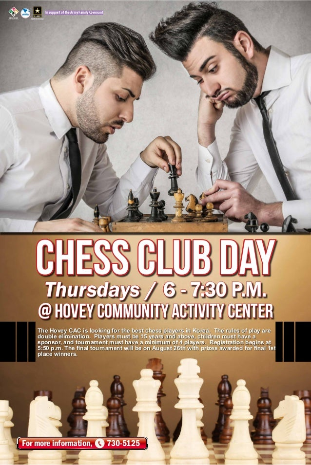 In support of the Army Family Covenant For more information, 730-5125 Thursdays / 6 - 7:30 P.M. @ HOVey Community Activity...