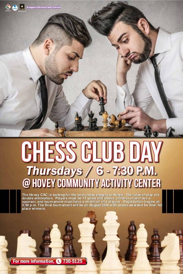 Chess Club Day