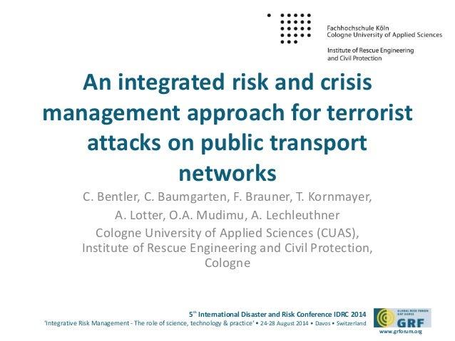 20140827_presentation RiskAndCrisisManagement_final