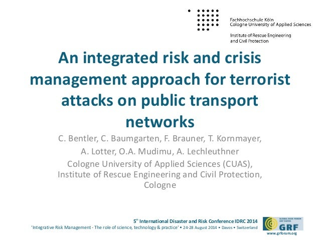 20140827_presentation RiskAndCrisisManagement_final