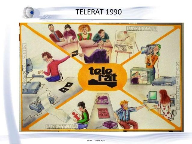 TELERAT 1990  TELERAT GmbH 2014
