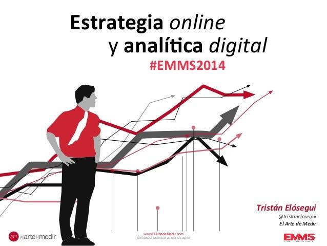 www.ElArtedeMedir.com  Consultoría estratégica de analítica digital