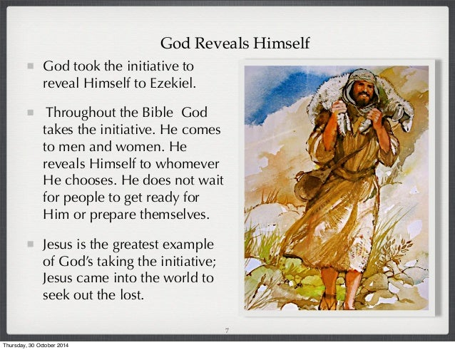 the visions of ezekiel The first chapter of the biblical book of ezekiel served as the textual starting point for the merkavah mystics ezekiel's vision and i saw visions of.