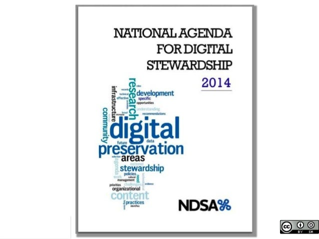 Prepared for CNI Fall Membership Meeting December 2013  A National Agenda for Digital Stewardship Presenters: Micah Altman...