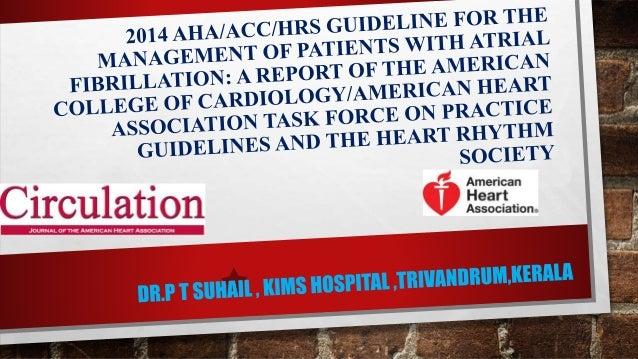 2014 aha af guideline