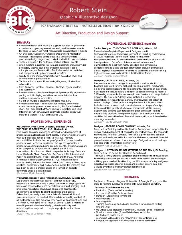 2014 Big Resume And Samples